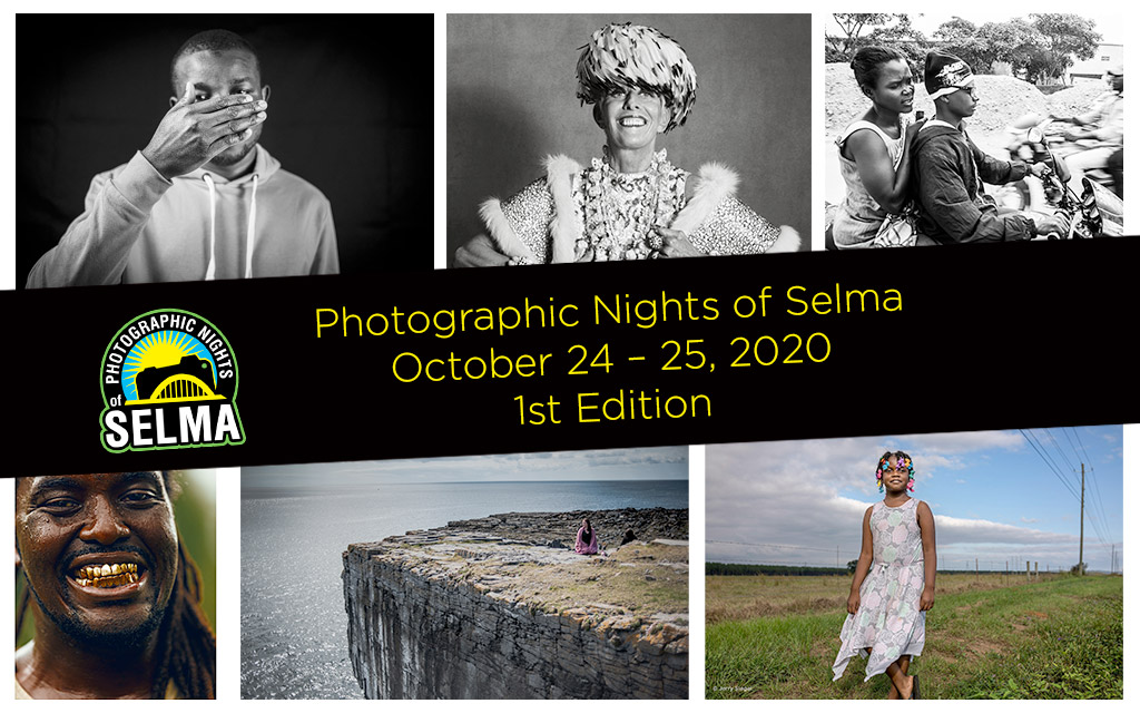 Let's celebrate photography and the city of Selma, on SATURDAY OCTOBER 24TH!